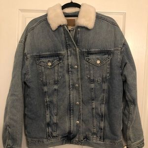 American Eagle Outfitters Women's Denim Jacket